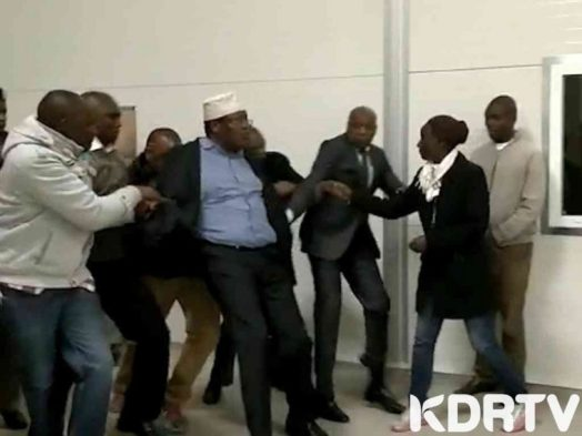 Miguna -I am not boarding