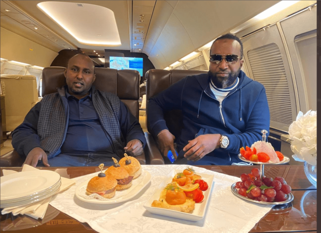 Joho, juanet private jet