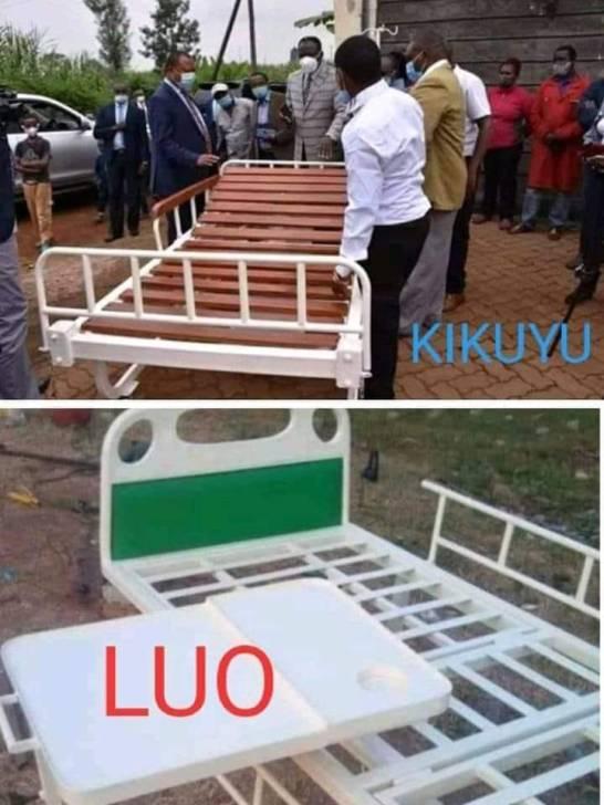 Kikuyu - Luo